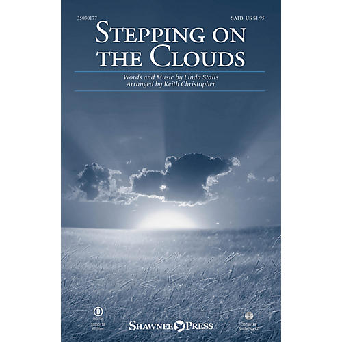Shawnee Press Stepping on the Clouds Studiotrax CD Arranged by Keith Christopher-thumbnail