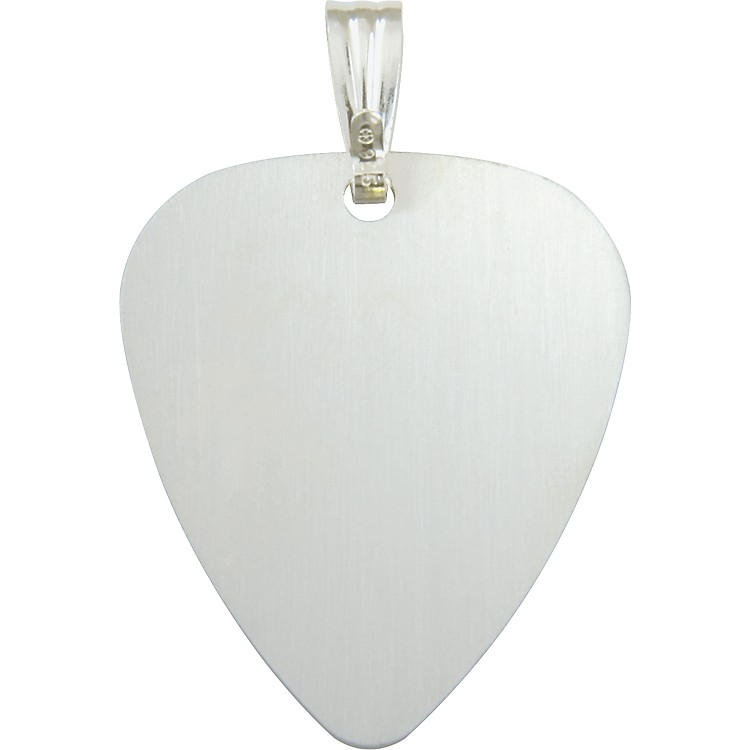 The Golden Touch Sterling Silver Pick