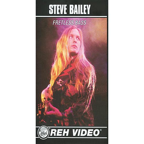 Alfred Steve Bailey Fretless Bass Video-thumbnail