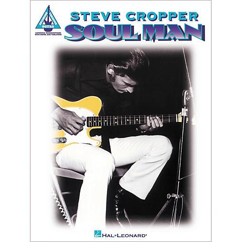 Hal Leonard Steve Cropper - Soul Man