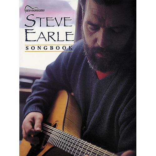 Hal Leonard Steve Earle Songbook Guitar Tab Book-thumbnail