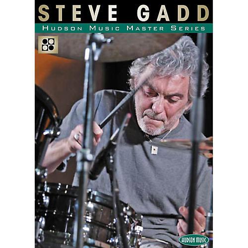 Hudson Music Steve Gadd Master Series DVD with Bonus Disc Exclusive-thumbnail