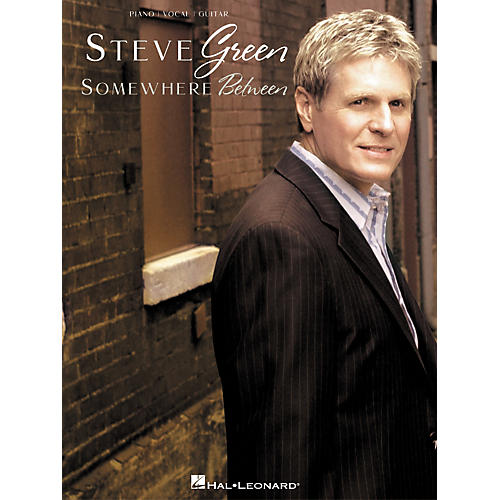 Hal Leonard Steve Green - Somewhere Between-thumbnail