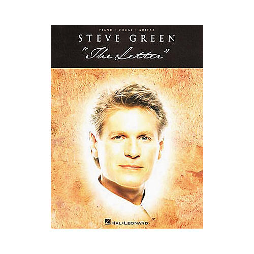 Hal Leonard Steve Green - The Letter Piano, Vocal, Guitar Songbook