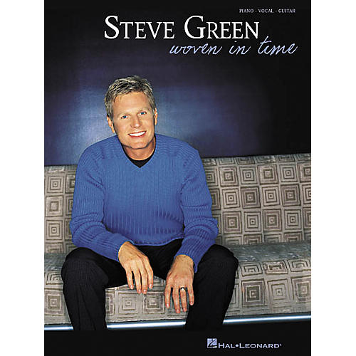 Hal Leonard Steve Green - Woven in Time Piano, Vocal, Guitar Songbook-thumbnail