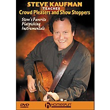 Homespun Steve Kaufman Teaches Crowd Pleasers And Show Stoppers DVD
