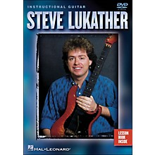 Hal Leonard Steve Lukather - Instructional Guitar DVD