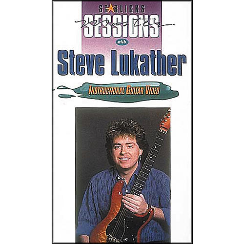 Star Licks Steve Lukather (VHS)