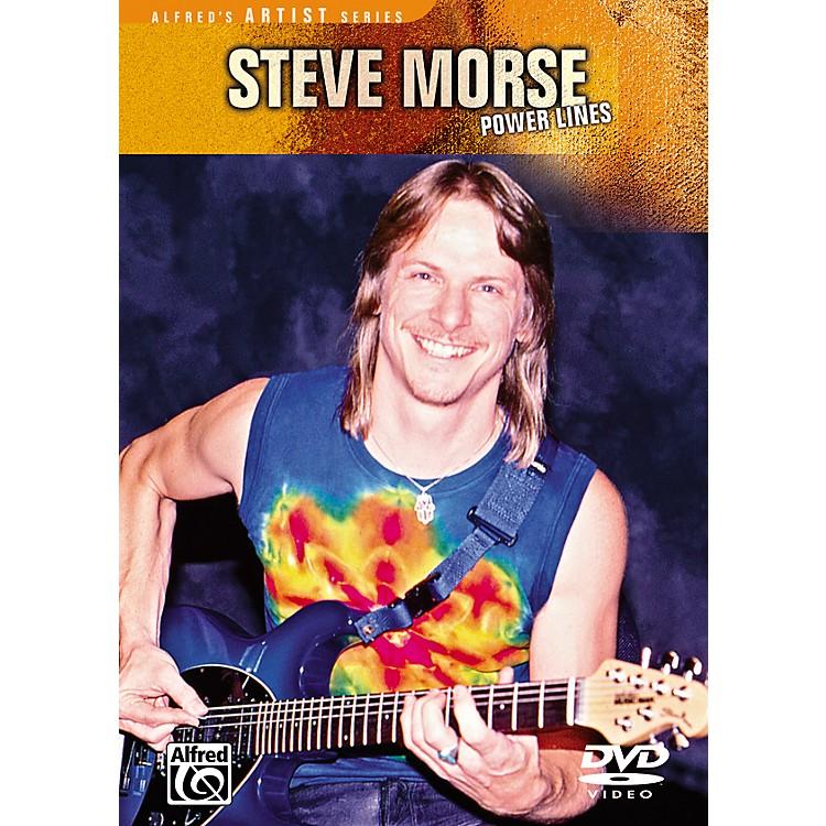 AlfredSteve Morse Power Lines DVD