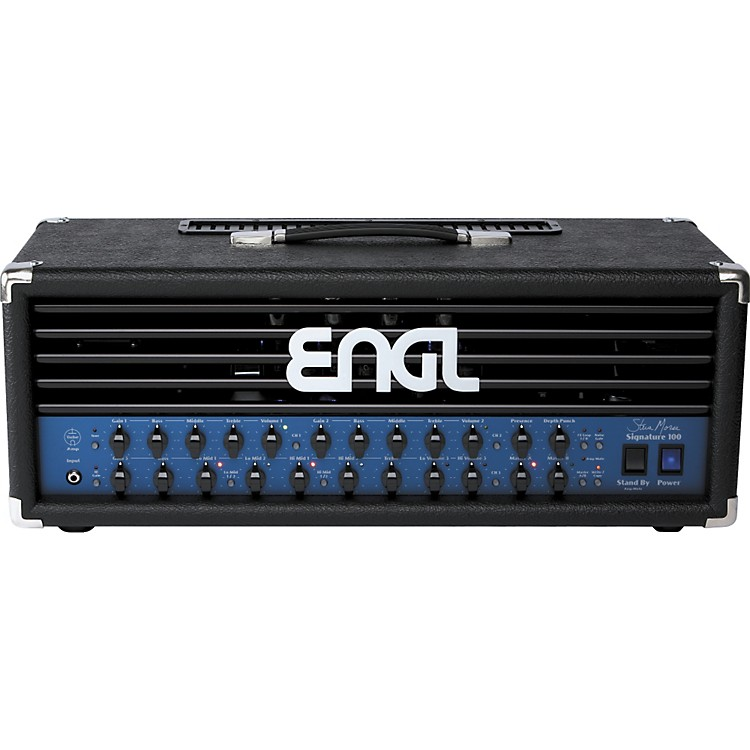Engl Steve Morse Signature 100 E 656 100W Tube Guitar Amp Head Black