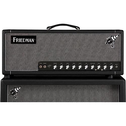 Friedman Steve Stevens Signature 100W Tube Guitar Head Black