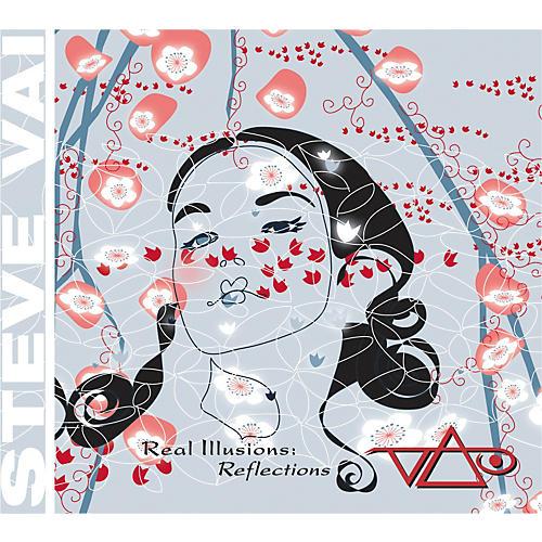 Music CD Steve Vai - Real Illusions (CD)