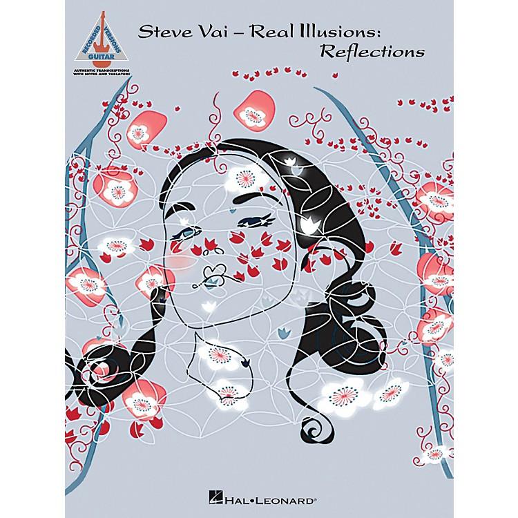 Hal LeonardSteve Vai - Real Illusions: Reflections Guitar Tab Songbook