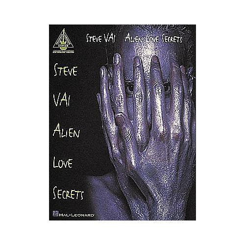 Hal Leonard Steve Vai Alien Love Secrets Guitar Tab Songbook