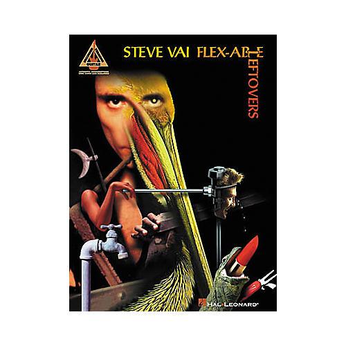 Hal Leonard Steve Vai Flex-Able Leftovers Guitar Tab Songbook-thumbnail