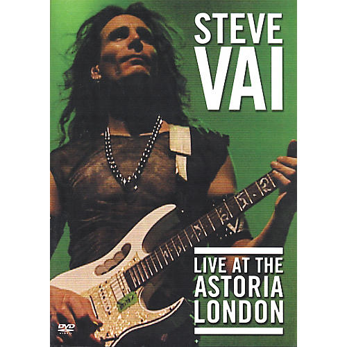 Favored Nations Steve Vai: Live at the Astoria London (DVD)-thumbnail