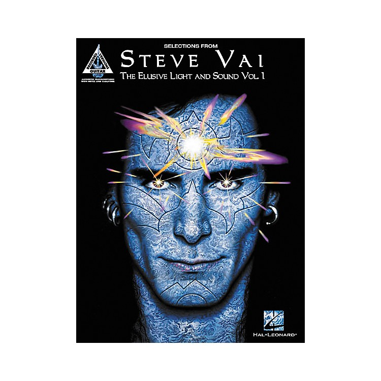 Hal Leonard Steve Vai Selections from The Elusive Light & Sound Volume 1 Guitar Tab Songbook