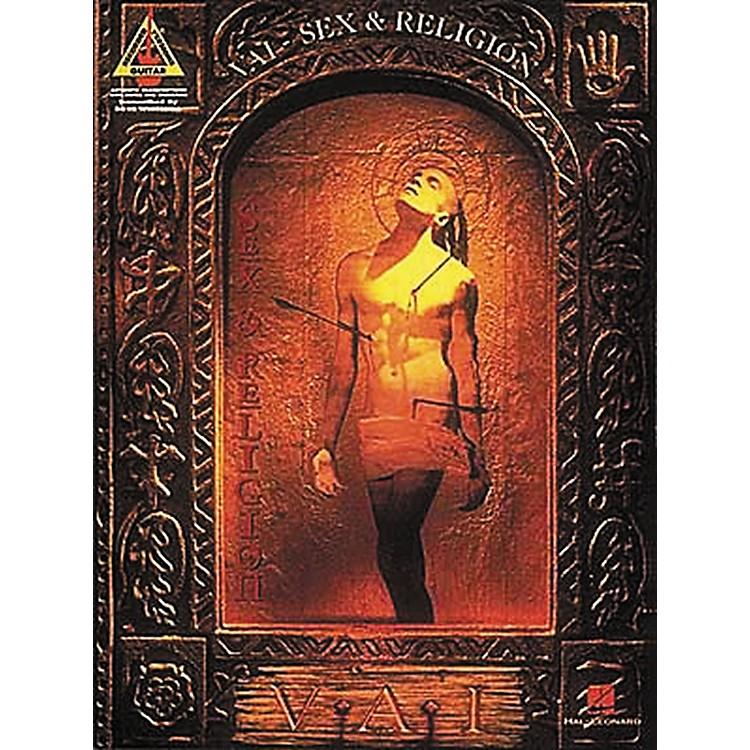 Hal LeonardSteve Vai Sex & Religion Guitar Tab Songbook