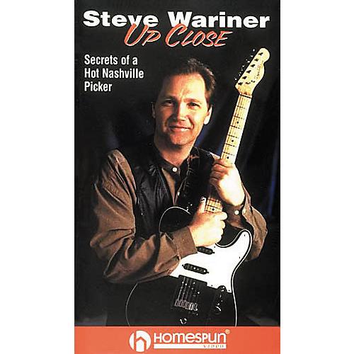 Hal Leonard Steve Wariner - Up Close Video