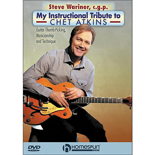 Homespun Steve Wariner, C.G.P. -