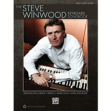 Alfred Steve Winwood - Keyboard Songbook