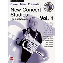 De Haske Music Steven Mead Presents: New Concert Studies for Euphonium De Haske Play-Along Book Series by Steven Mead