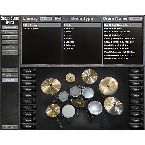 Steven Slate Drums Steven Slate Drums EX 4.0 Software Download