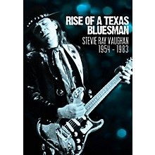 Hal Leonard Stevie Ray Vaughan - Rise Of A Texas Bluesman: 1954-1983 Live & Documentary DVD