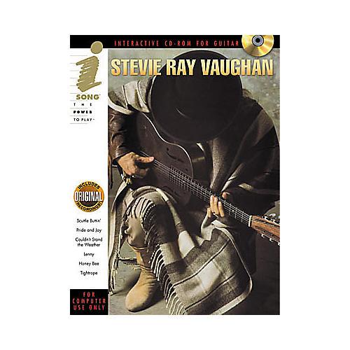 Hal Leonard Stevie Ray Vaughan CD-ROM