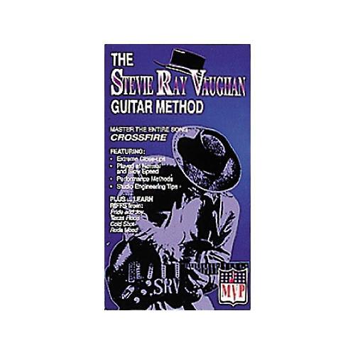 MVP Stevie Ray Vaughan Guitar Method VHS