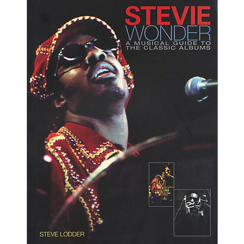 Hal Leonard Stevie Wonder - A Musical Guide to the Classic Albums-thumbnail