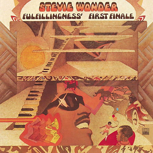 Universal Music Group Stevie Wonder - Fulfillingness' First Finale [Vinyl LP]-thumbnail