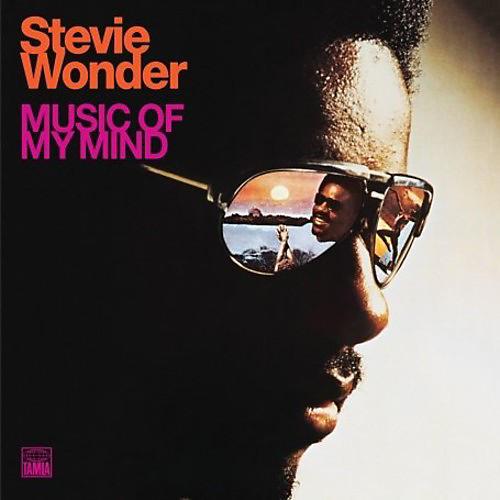 Alliance Stevie Wonder - Music Of My Mind [Gatefold Jacket]