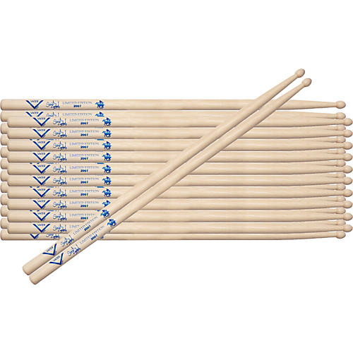 Vater Stewart Copeland Limited-Edition Drumsticks 12-Pair
