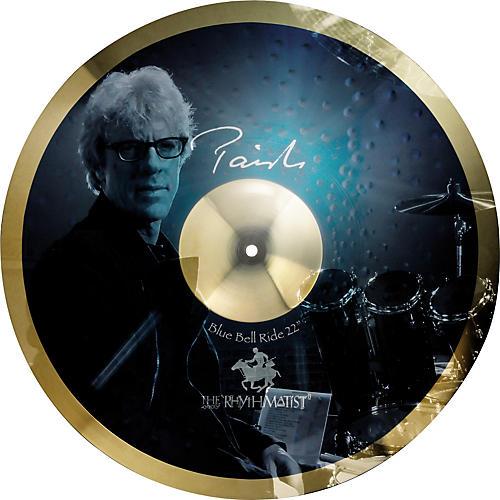 Paiste Stewart Copeland Signature Blue Bell Ride 22