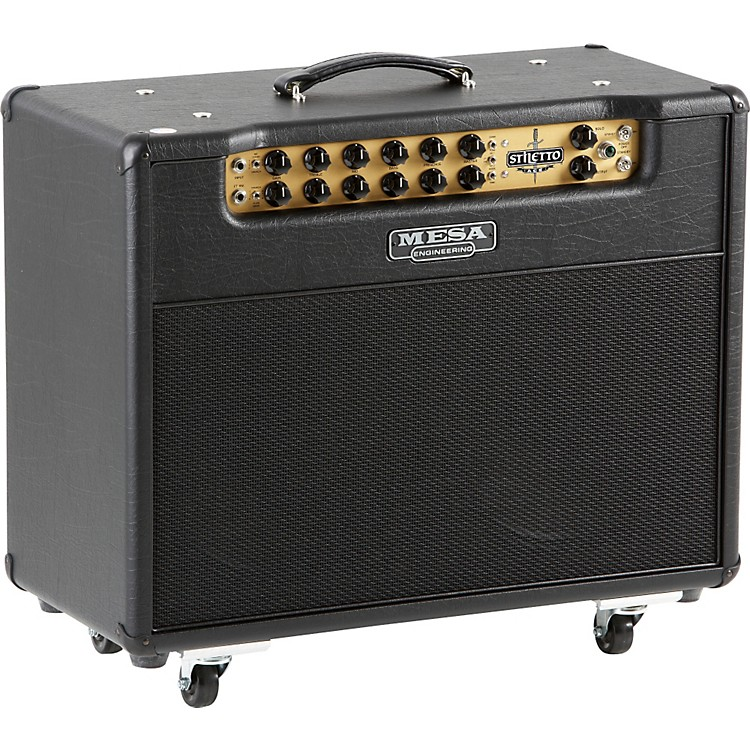 Mesa Boogie Stiletto Ace 50W 2x12 Tube Guitar Combo Amp