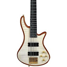 Schecter Guitar Research Stiletto Custom-5 Bass Satin Natural