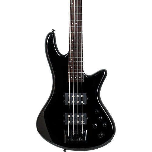 Schecter Guitar Research Stiletto Stage-4 Electric Bass Guitar-thumbnail