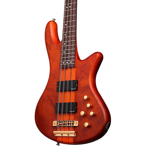 schecter guitar research stiletto studio 8 bass satin honey musician 39 s friend. Black Bedroom Furniture Sets. Home Design Ideas