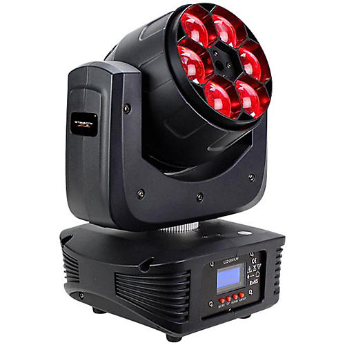 Blizzard Stiletto Z6 RGBW Moving Head LED with Adjustable Beam-thumbnail