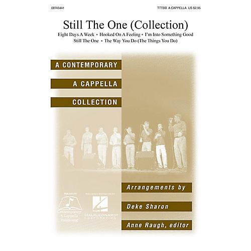 Hal Leonard Still the One TTBB Div A Cappella arranged by Deke Sharon and Anne Raugh-thumbnail