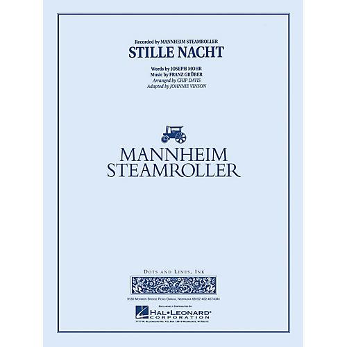 Hal Leonard Stille Nacht (Easy Version) Concert Band Level 2 by Mannheim Steamroller Arranged by Johnnie Vinson-thumbnail