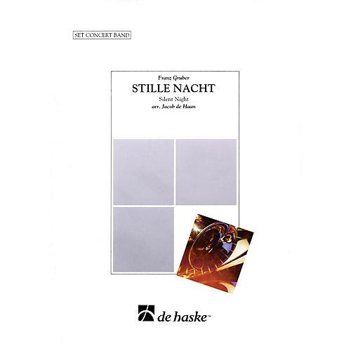 De Haske Music Stille Nacht (Silent Night) Concert Band Level 2 Arranged by Jacob de Haan