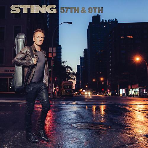 Universal Music Group Sting - 57th & 9th [LP]