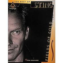 Hal Leonard Sting Fields of Gold Guitar Tab Songbook