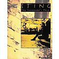 Hal Leonard Sting Ten Summoner's Tales Transcribed Scores Book