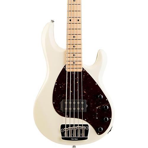 open box ernie ball music man stingray 5 5 string bass guitar musician 39 s friend. Black Bedroom Furniture Sets. Home Design Ideas
