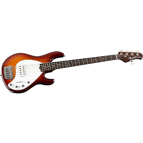 Ernie Ball Music Man StingRay 5 H 5-String Electric Bass Guitar with All Rosewood Neck