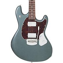 StingRay Trem Maple Fingerboard Electric Guitar Charcoal Frost