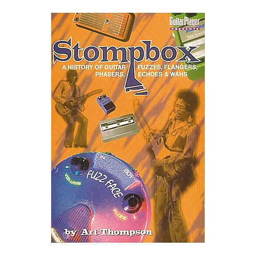 Miller Freeman Stompbox Book